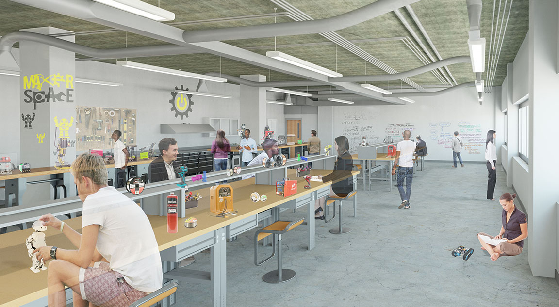 Classroom Design Maker ~ Uwm ems makerspace community design solutions