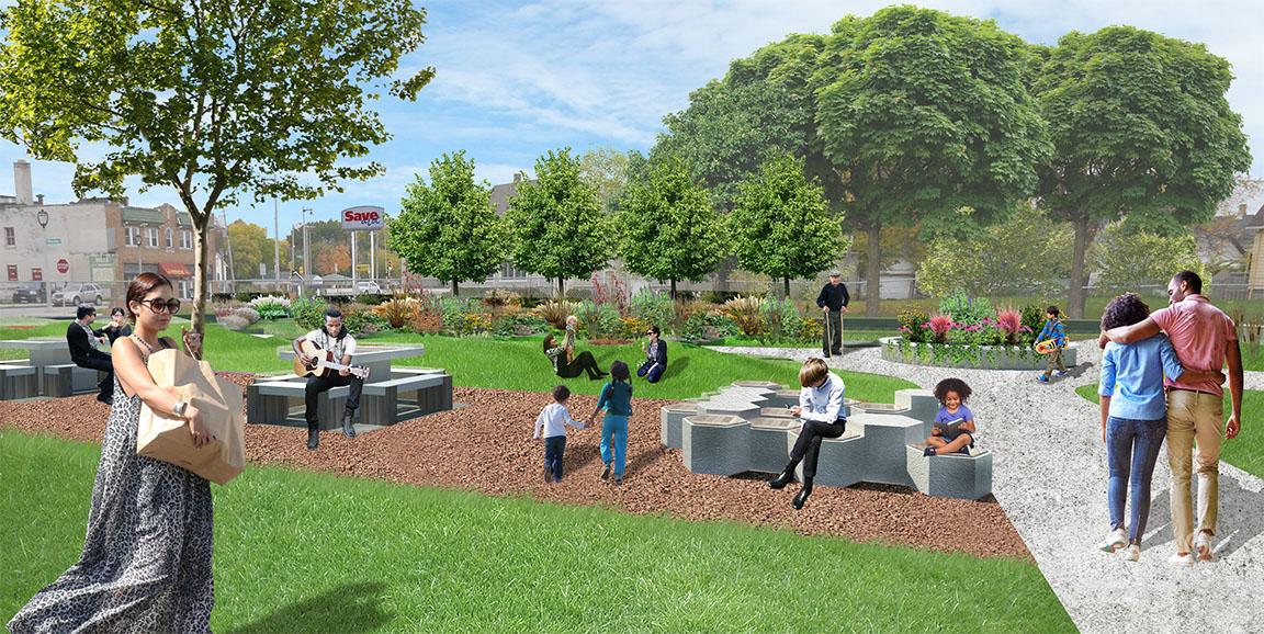 Fondy Park Community Design Solutions