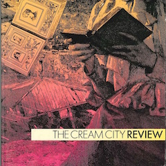 Photo of cover of Cream City Review Issue 14.2