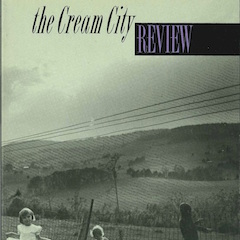 Photo of cover of Cream City Review Issue 15.2