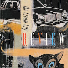 Photo of cover of Cream City Review Issue 19.2