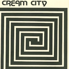 Photo of cover of Cream City Review Issue 2.1