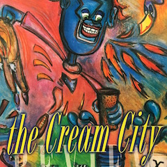 Photo of cover of Cream City Review Issue 21.2