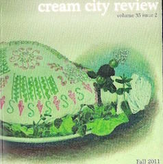 Photo of cover of Cream City Review Issue 35.2