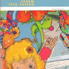 Photo of cover of Cream City Review Issue 36.1