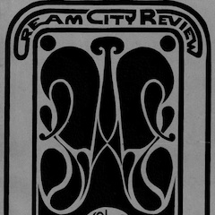 Photo of cover of Cream City Review Issue 3.1