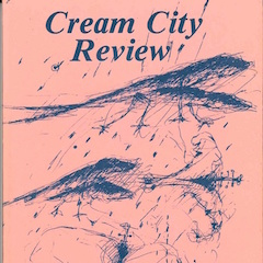 Photo of cover of Cream City Review Issue 6.2