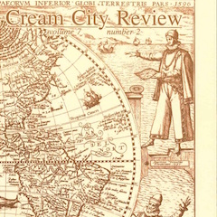 Photo of cover of Cream City Review Issue 7.2