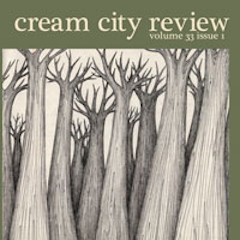 Photo of cover of Cream City Review Issue 33.1