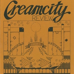 Photo of cover of Cream City Review Issue 1.2