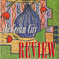 Photo of cover of Cream City Review Issue 24.1