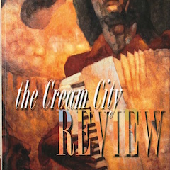 Photo of cover of Cream City Review Issue 26.1