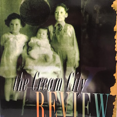 Photo of cover of Cream City Review Issue 26.2