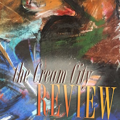 Photo of cover of Cream City Review Issue 27.1
