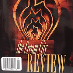 Photo of cover of Cream City Review Issue 28.1