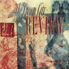 Photo of cover of Cream City Review Issue 28.2