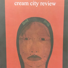 Photo of cover of Cream City Review Issue 30.1