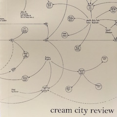 Photo of cover of Cream City Review Issue 31.1