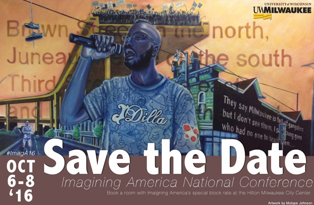 Save the Date | October 6-8, 2016