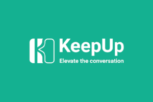 KeepUp Logo