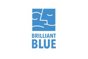Brilliant Blue Logo