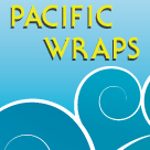 Pacific Wraps Express Icon