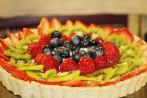 Fresh Fruit Tarte