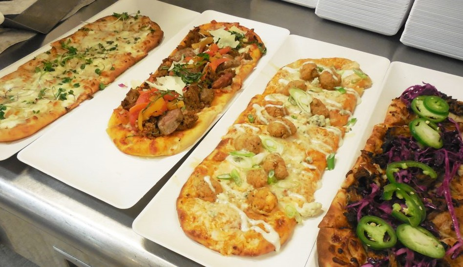 Fresh Made Flatbread Pizzas
