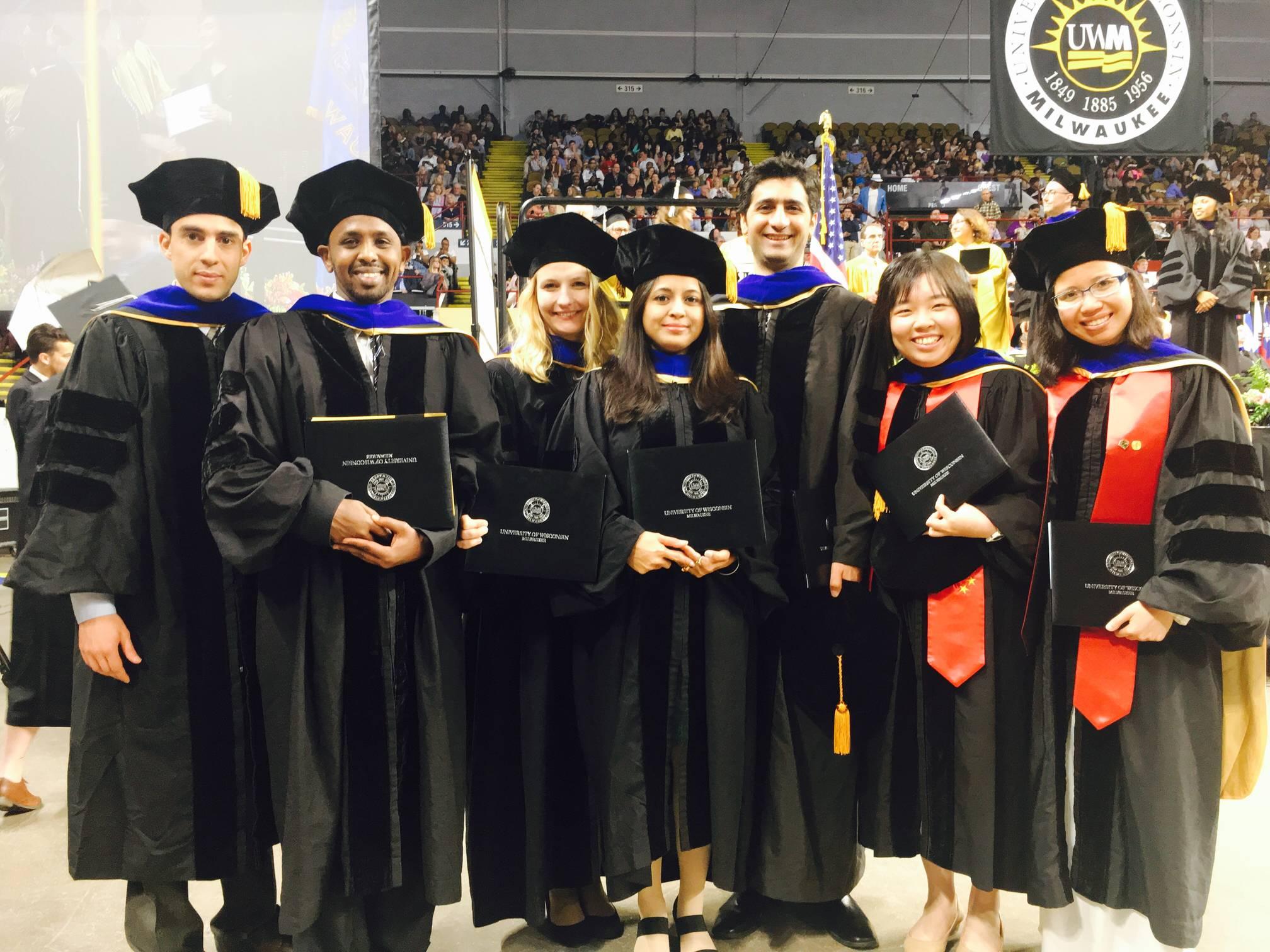 New Phd Graduates Class Of 2017 Economics
