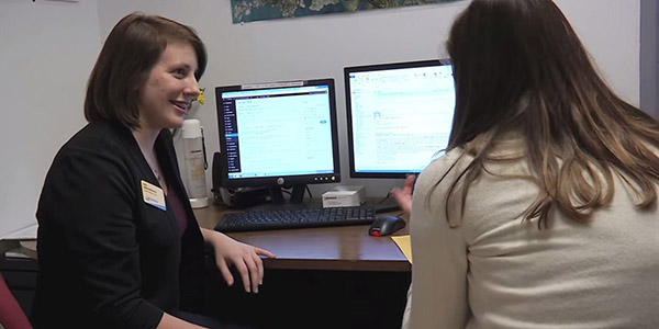 SOE Student Eva Ennamorato featured in I AM UWM video.