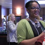 Cooperating teachers had a chance to enjoy an evening out and mingle with School of Education faculty and staff.