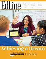 EdLine 2018 publication cover.