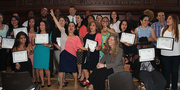 New Certificate Program Honors First Graduates | School of Education ...