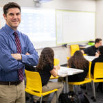 "From Corporate World to Classroom: ""Called to Be a Teacher"""
