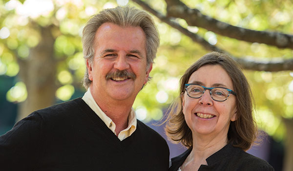Rob & Hope Longwell-Grice, authors of At the Intersection: Understanding and Supporting First-Generation Students.