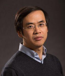 faculty member zeyun Yu