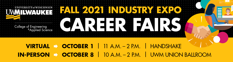 Career fair banner
