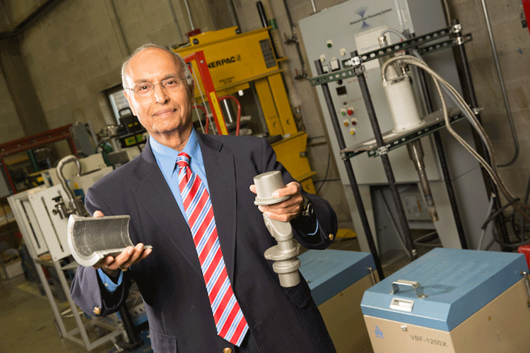 Rohatgi honored by International Association of Advanced Materials