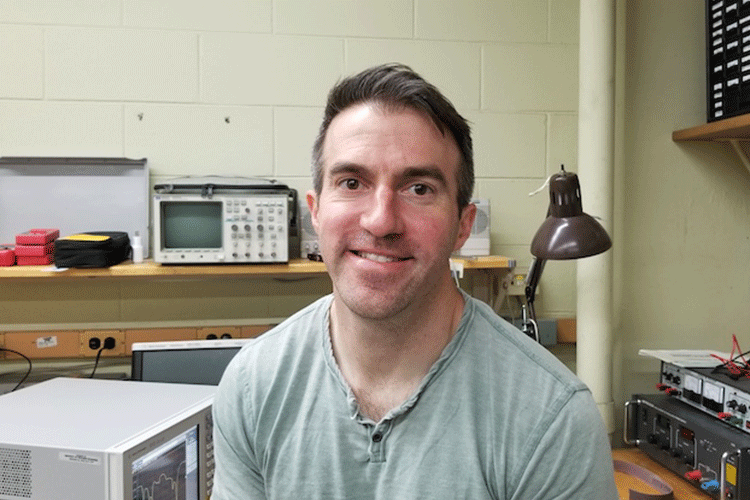 Welcome William Dussault, faculty associate, electrical engineering