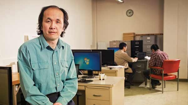 Jun Zhang, professor of electrical engineering