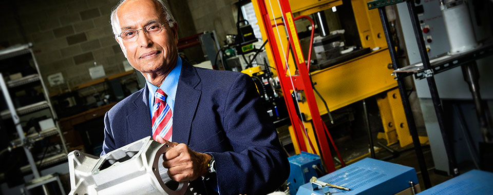 Pradeep Rohatgi was recently designated as a Fellow of the National Academy of Inventors.