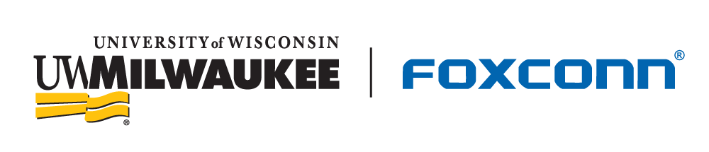 UWM and Foxconn logos