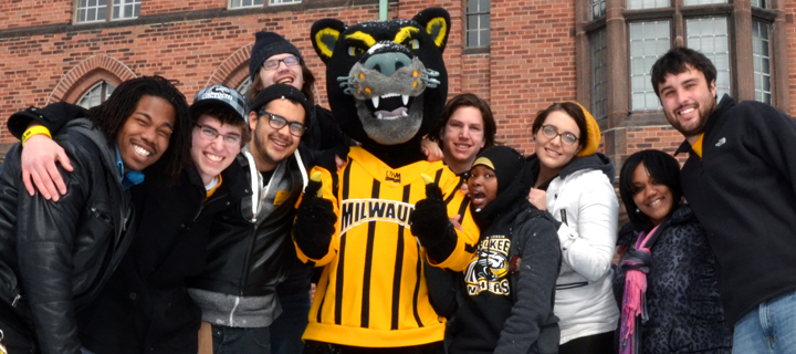 Give to UWM Banner