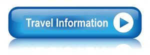 a blue shiny button redirecting to hotel information