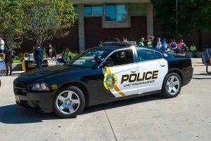 updated UWM squad car