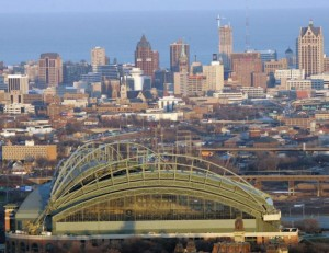 miller park and city