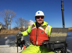 When Graham Fazio set his sights on becoming an environmental scientist, he enrolled in the graduate school that employers go to.