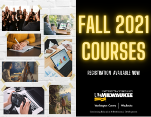 fall 2021 continuing education courses