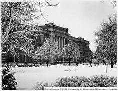 Milwaukee Middle School, Mitchell Hall