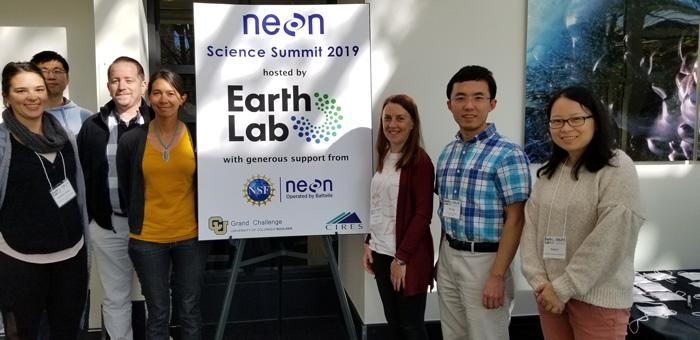 NEON Science Summit October 2019